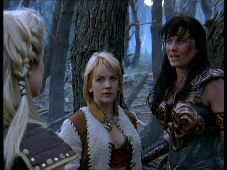 the ring the xena warrior princess and hercules the