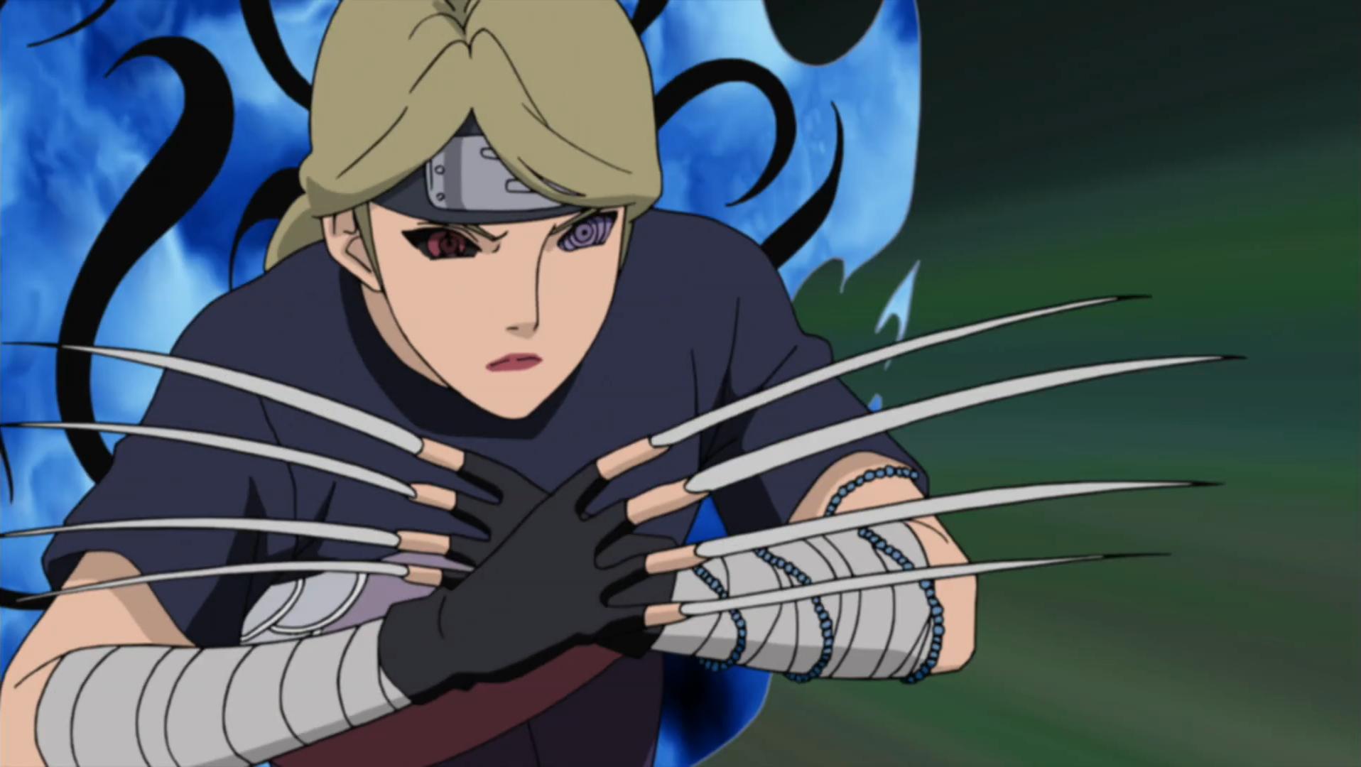 Rank Jins Except(Gaara, Naruto, Bee, Minato, Kushina)