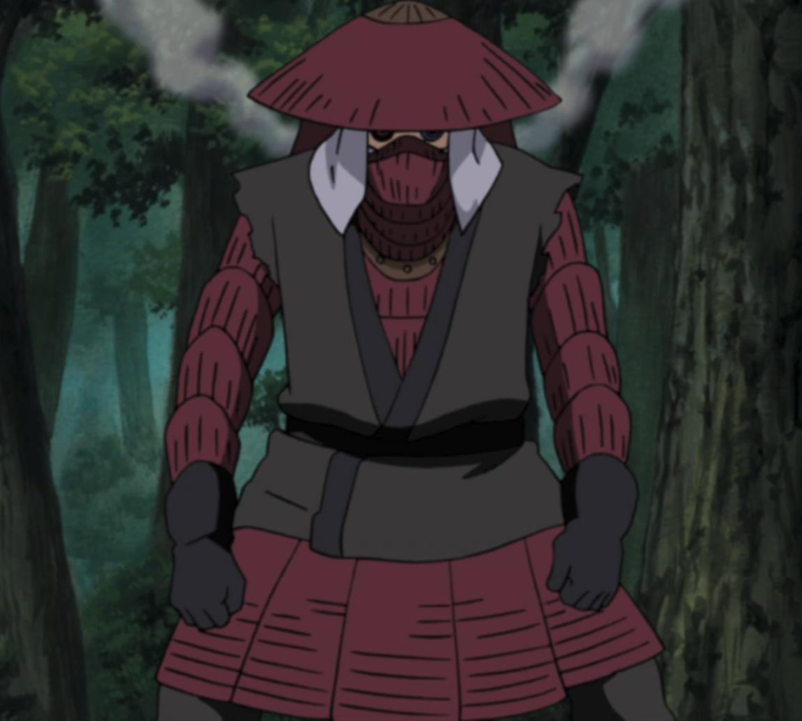 Han Steam_Armour_Anime