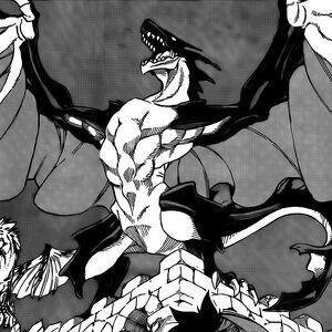 Unnamed Dark Dragon