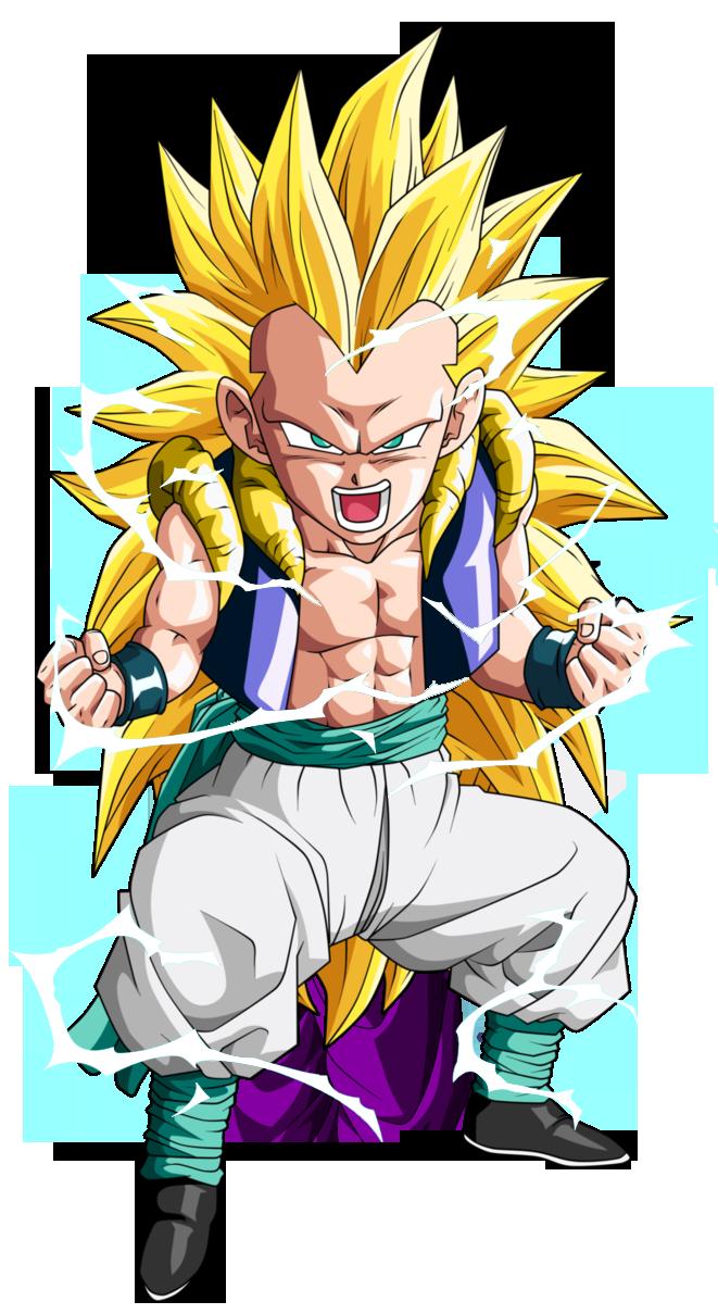 Gotenks - Dragon Ball Power Levels Wiki