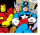 Avengers (Earth-30987) from Fantastic Four Vol 1 303 0001.jpg