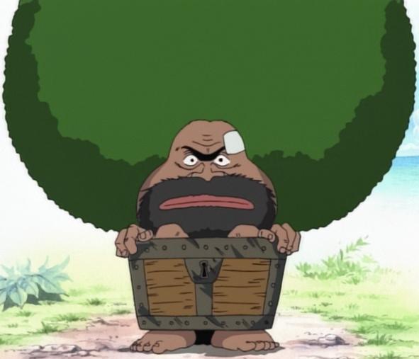 Gaimon The One Piece Wiki Manga Anime Pirates