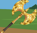 Undead Axe of the Sun
