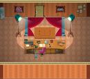 Pomieszczenia występujące jedynie w grze