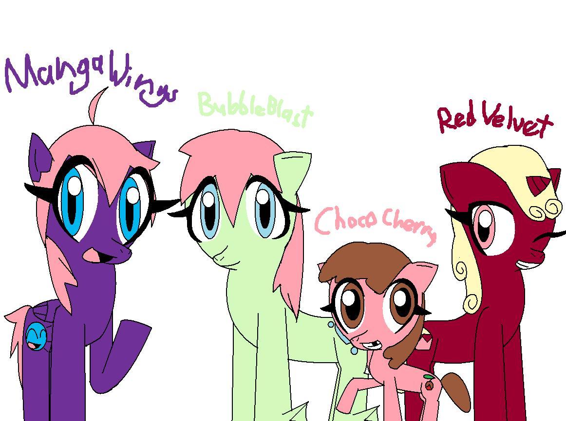 Butterscotch Mlp Wiki Ponies - my little ponyButterscotch Mlp Wiki