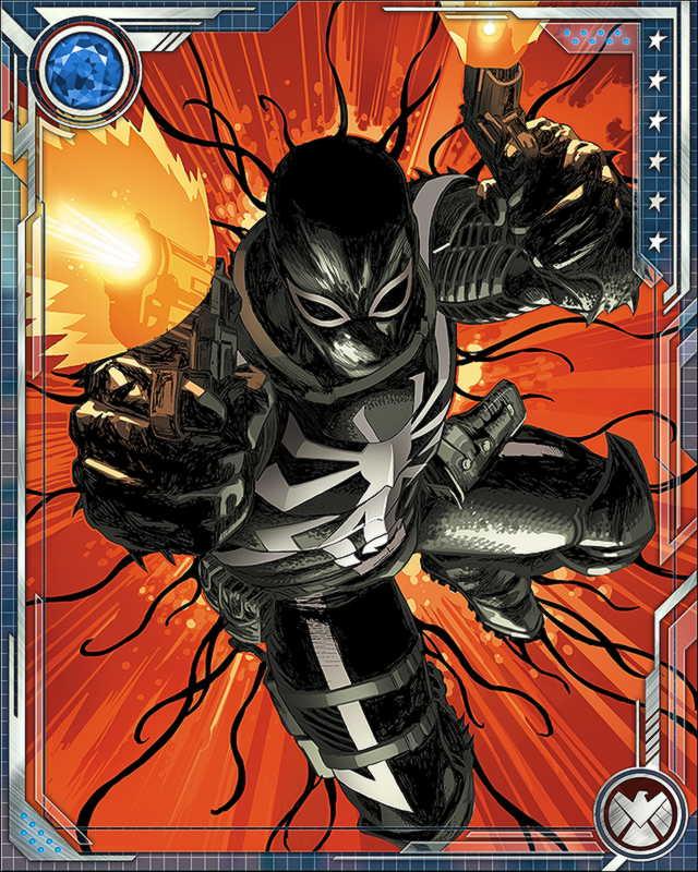 Thunderbolt agent venom marvel war of heroes wiki