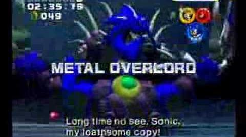 Sonic Heroes The Last Boss Battle