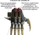 Talon of Horus