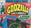 Godzilla, King of the Monsters (Marvel) Issue 6