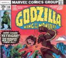 Godzilla, King of the Monsters (Marvel) Issue 10