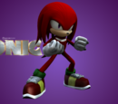 Knuckles The Echidna *Sonic Fan Film 2013 Movie Never was relesed*