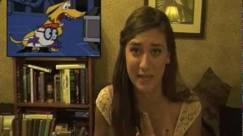 Allie Collins Cartoon Network Impressions