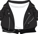 Brady's Biker Outfit