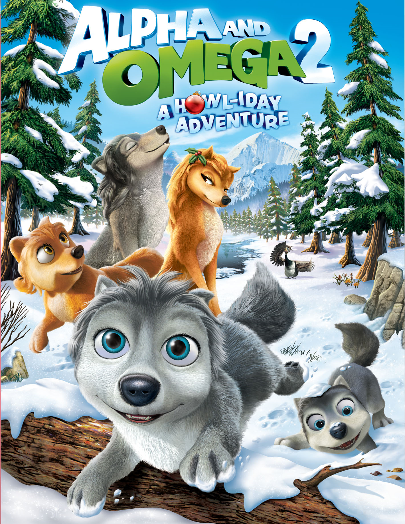 Alpha and Omega 2 | Multi | 1CD | BDRiP | 2013