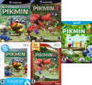All Pikmin Box Art.png