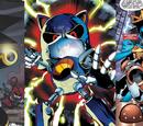 Metal Sonic Series