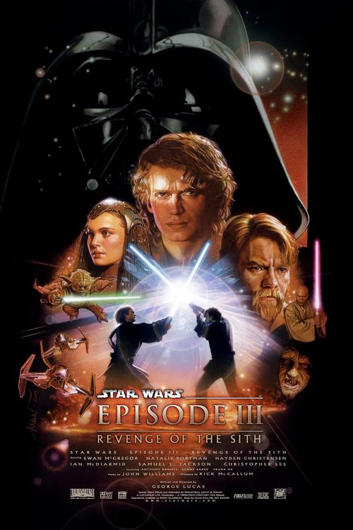 EPIII RotS poster