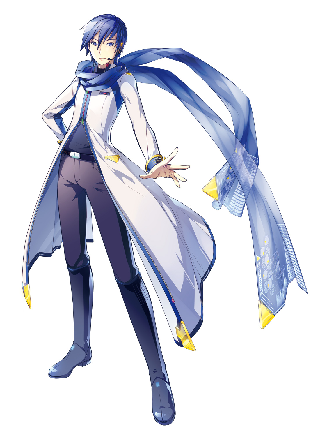 KAITO – Vocaloid Wiki – Vocaloid, Charaktere, Songs ... Vocaloid Kaito Songs