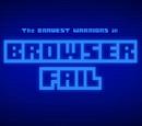 Browser Fail