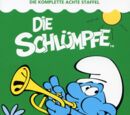 Die Schlumpfe: Die Komplette Achte Staffel (German DVD release)