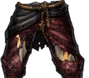 Zombie Monk's Trousers