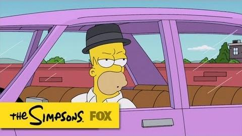"""Breaking Bad Couch Gag from """"What Animated Women Want"""" THE SIMPSONS ANIMATION on FOX"""