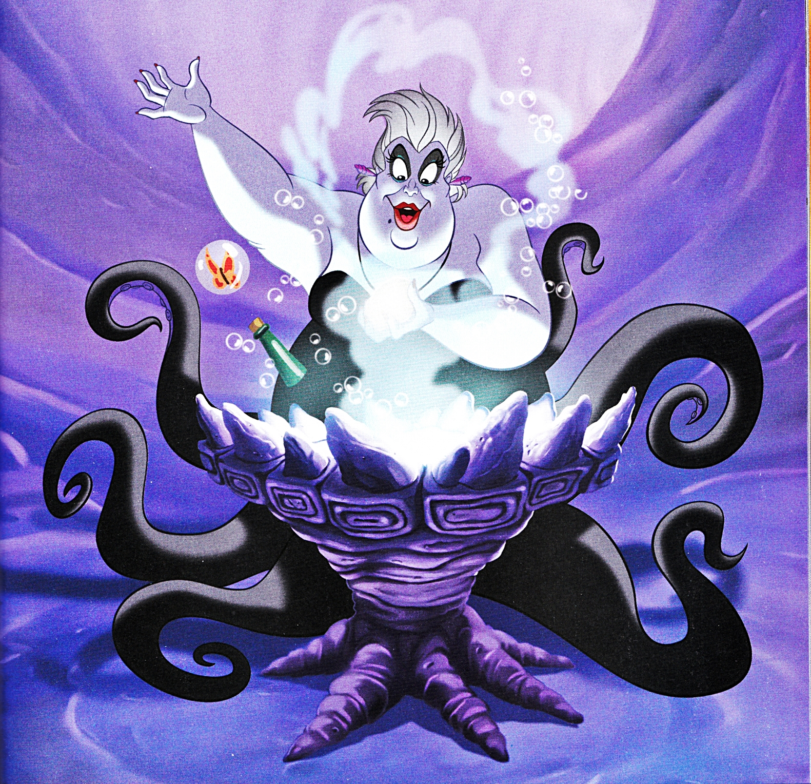 Walt-Disney-Book-Images-Ursula-walt-disney-characters-35271406-1581