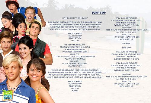 image surfsuplyricsteenbeachmoviejpg teen beach