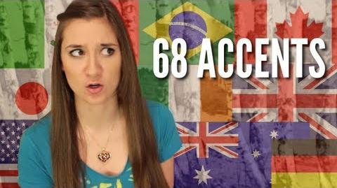 Allie Norvelt 68 Accents of Dr. Seuss