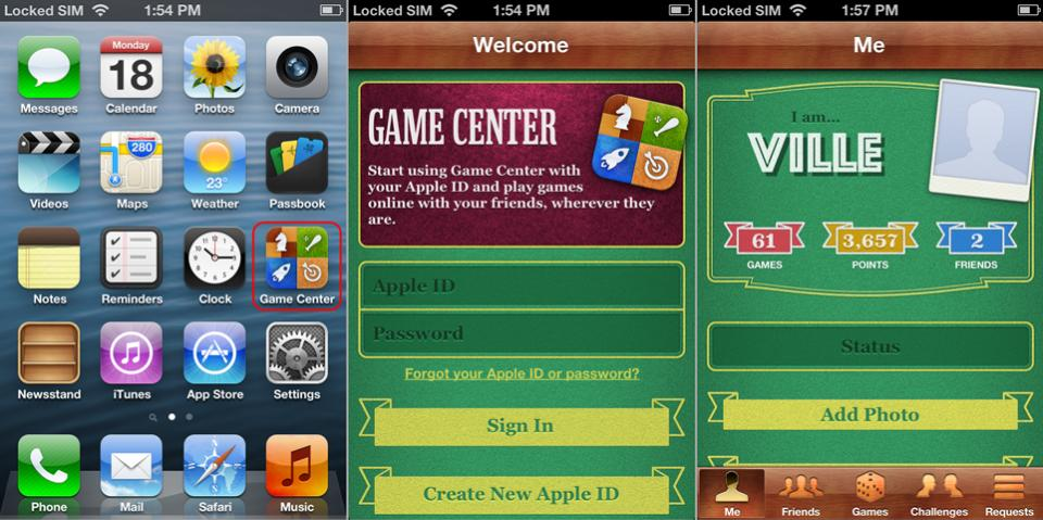 Game center user guide clash of clans wiki wikia