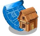 Basic Barn Blueprint