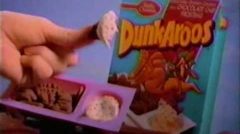 1994 Betty Crocker Dunkaroos Commercial 1