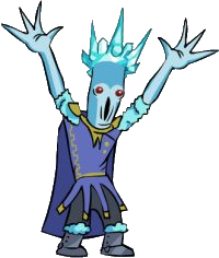 Frost King Castle Crashers Wiki Levels Characters