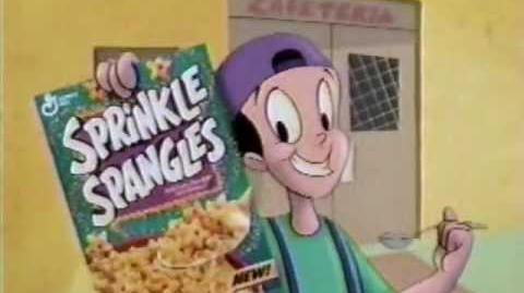 1994 General Mills Sprinkle Spangles Commercial 1