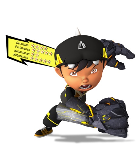Top 5 Most Powerful Boboiboy Character Deathsauron Blog
