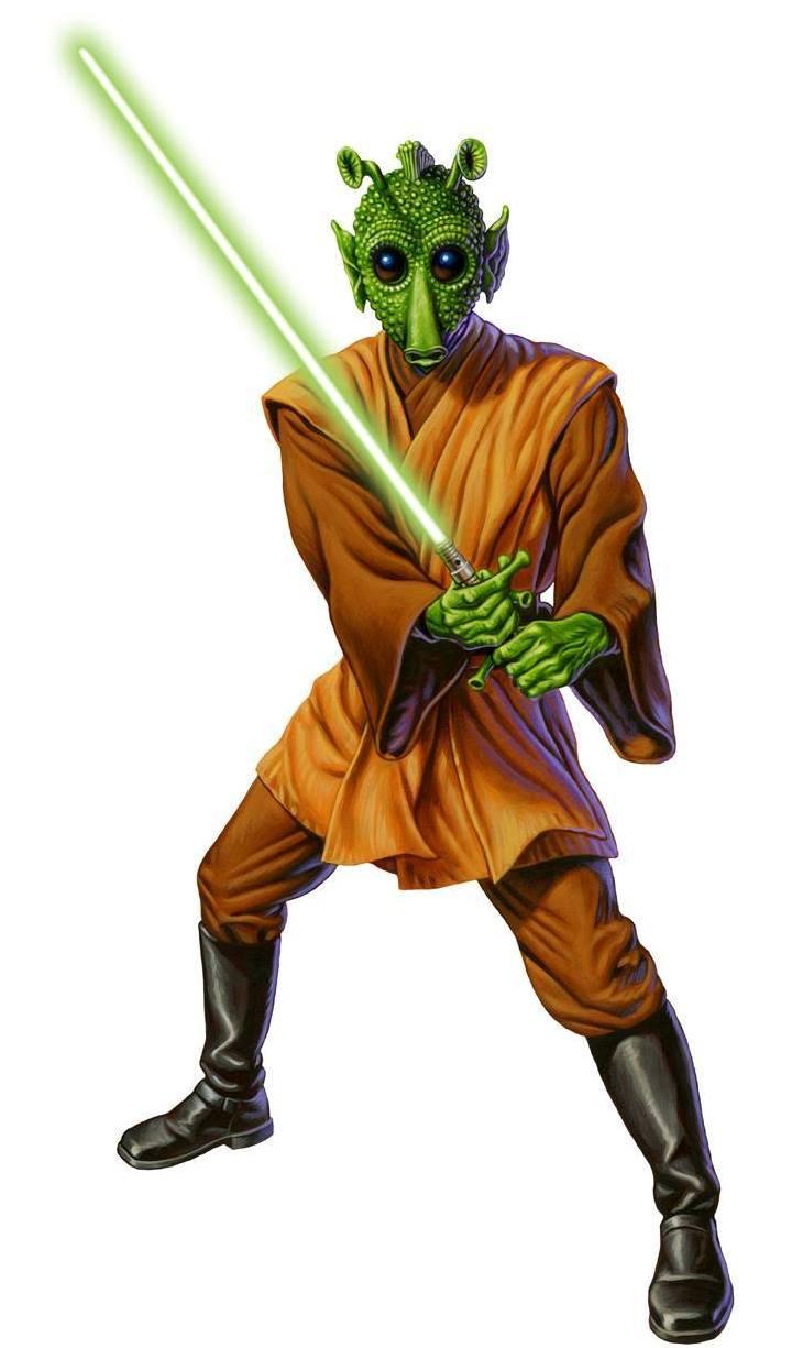 Rodian Jedi Uni... Zabrak Jedi And Sith
