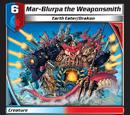 Mar-Blurpa the Weaponsmith