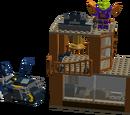 Batman vs Killer Moth! (NuffSaid)
