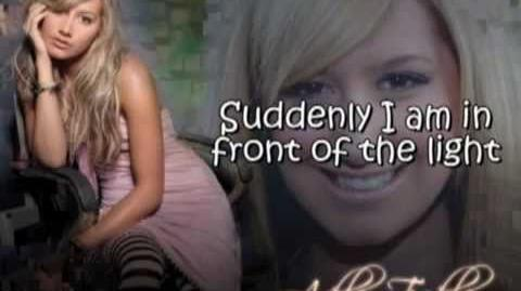 Ashley Tisdale - Suddenly (lyrics on screen)