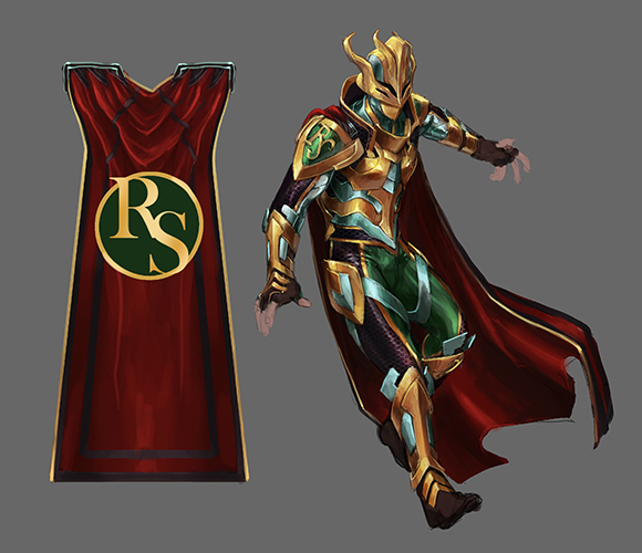 Image  Super September superhero outfit concept art.jpg  The