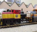 "SteamTeam3211/""Day of the Diesels! Den & Dart Complete!"""