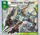 Wildstrider Ramnoth