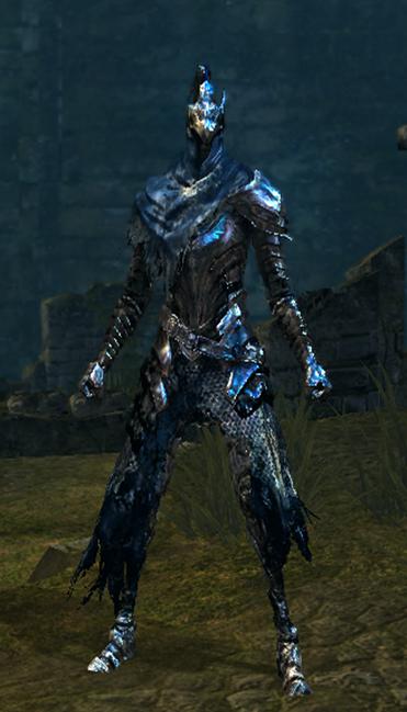 Dark Souls Artorias Armor Artorias set female Artorias Armor Restored