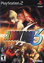 Bloody Roar 3 Coverart