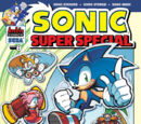 Archie Sonic Super Special Magazine Issue 8