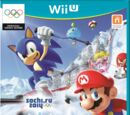 Mario & Sonic at the Sochi 2014 Olympic Winter Games images