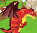 Dragon feros