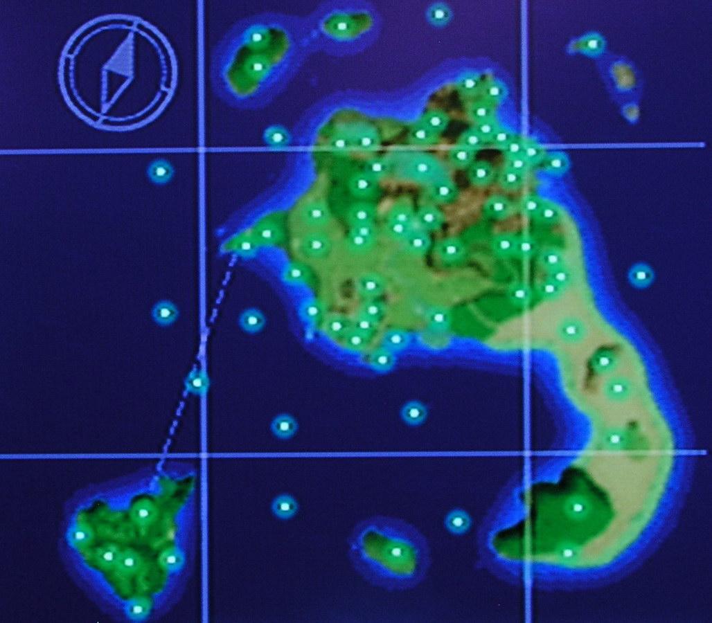 Wii Sports Resort Island Flyover All  Ipoints Walkthrough