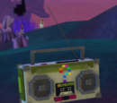 Chiptune Boombox